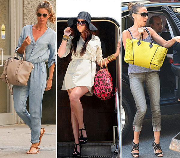 e083d43dad7 15 Hot Celebs Sporting Their Favorite Louis Vuitton Bags – Celebrity ...