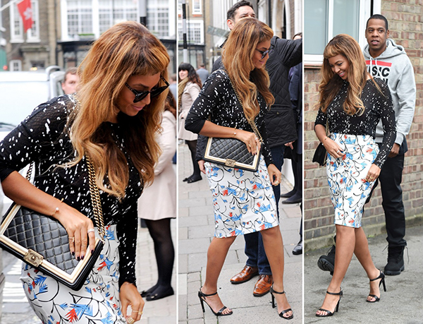 0e4eed2262ed Beyonce s in love with a new boy – Celebrity Bag Styles
