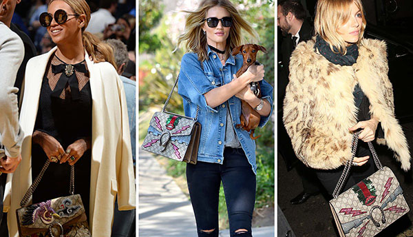 Gucci S New Bags Are Loved By Celebrity Bag Fans