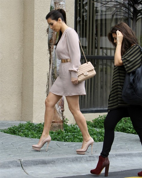 339c811fd0 You have to agree, fan or not, that Kim Kardashian could win any fashion  battle with ease.