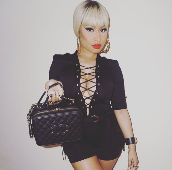 594df093f3a2a0 Nicki Minaj is without one of the trendiest superstars currently in the  music world, love or hate her the superstar creates a media frenzy whenever  and ...